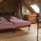 Schlafzimmer im Obergeschoss