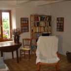 Wohnzimmer im Erdgeschoss